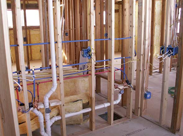 plumbing gas fitting